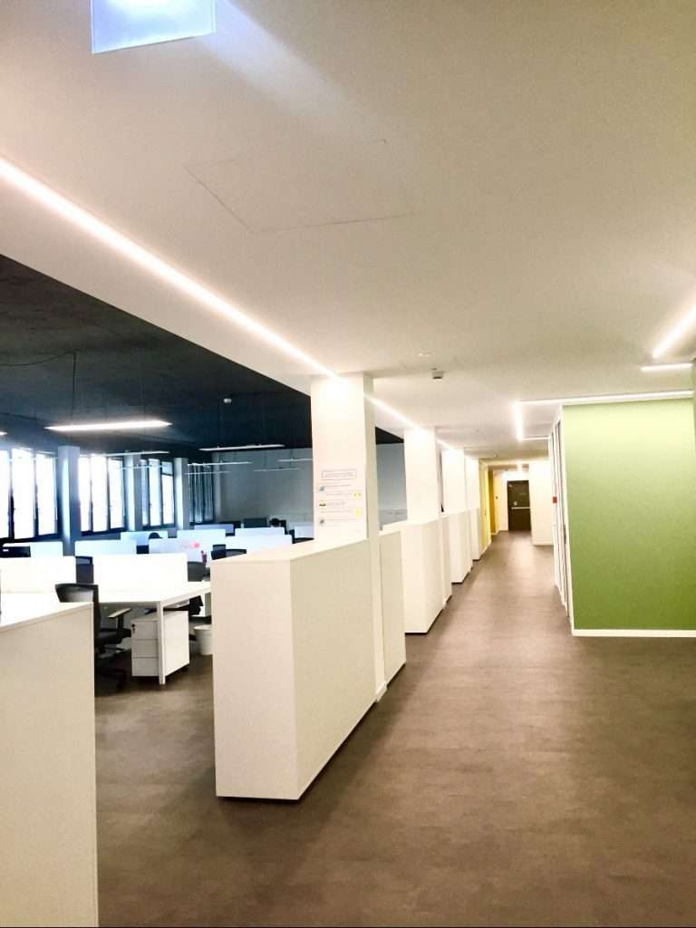 polihub lighting ledcom milano